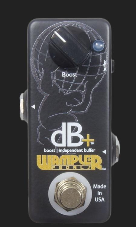 WAMPLER dB+ BOOST BUFFER