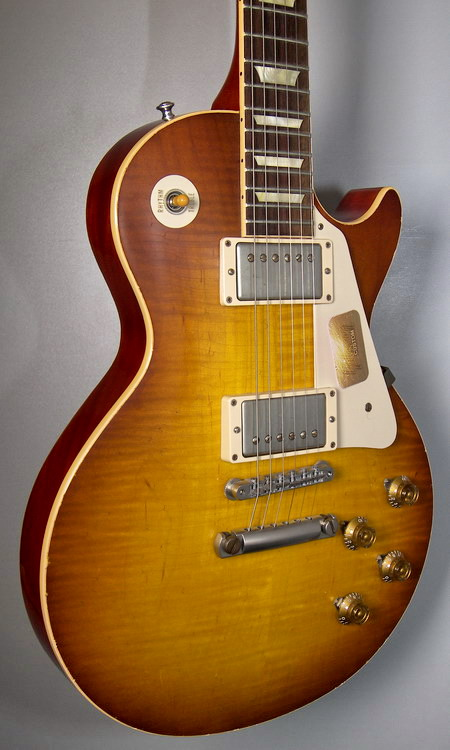 SOLD GIBSON 2011 1958 HISTORIC REISSUE AGED