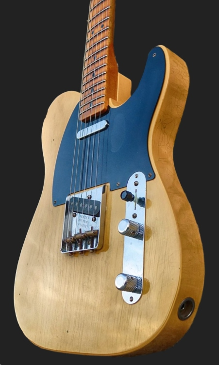 SOLD C.SHOP 20th ANNIVERSARY RELIC NOCASTER