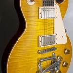 SOLD GIBSON HISTORIC LES PAUL 1958 REISSUE FLAMED HAND PICKED