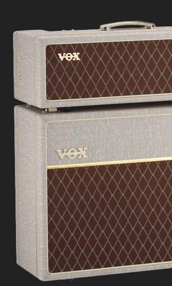 VOX AC 30 HANDWIRED HEAD & CAB