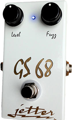JETTER GEAR GS 68 FUZZ