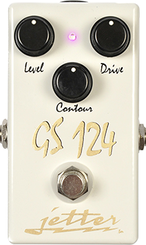 JETTER GEAR GS 124