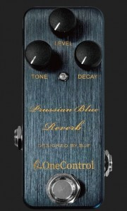 ONE CONTROL BJF PRUSSIAN BLUE REVERB
