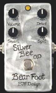 BEARFOOT SILVER BEE