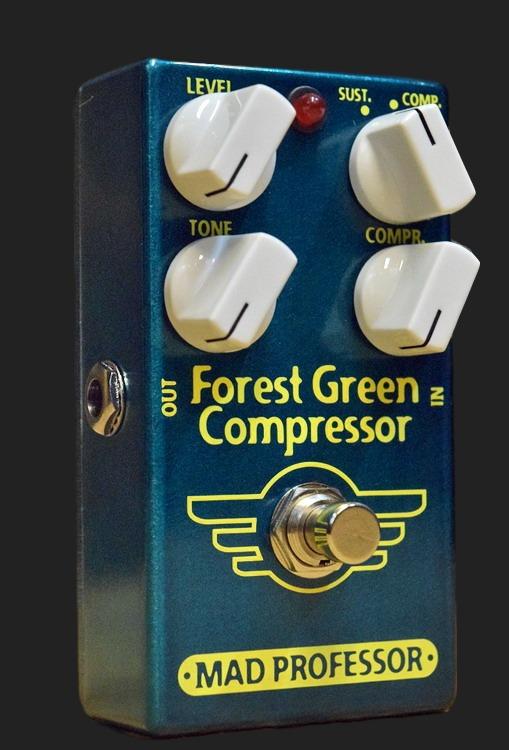 MAD PROFESSOR FOREST GREEN COMPRESSOR FACTORY