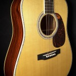 SOLD MARTIN CUSTOM SHOP D 41 COCOBOLO SITKA