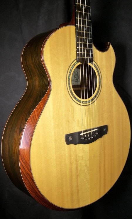 SOLD KEVIN RYAN CATHEDRAL BRAZILIAN/BEARCLAW SITKA