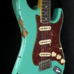 SOLD C.SHOP 60′  BOUND NECK STRATOCASTER LIMITED EDITION