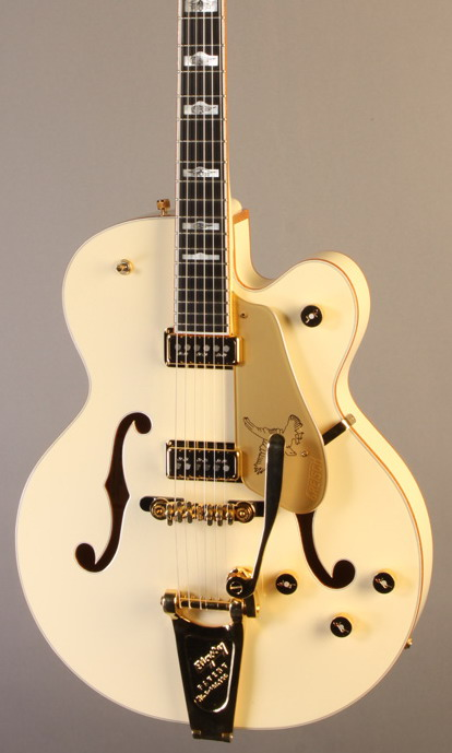 SOLD GRETSCH G 6136 T LDS LACQUER FINISH