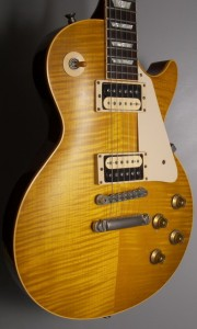 GIBSON LES PAUL HISTORIC 59 REISSUE 2000 TOM HOLMES PICKUPS