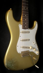 C.SHOP 50th ANNIVERSARY 1960 RELIC STRAT MATCHING HEADSTOCK