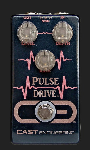 CAST ENGINEERING PULSE TREMOLO