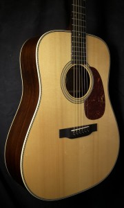 COLLINGS D 2 H GERMAN TOP K & K PURE WESTERN