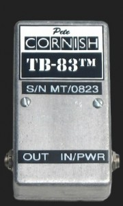 CORNISH TB 83