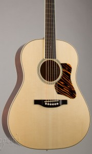 BOURGEOIS ADVANCED SLOPE D SQUARE HEAD ADIRONDACK MAHOGANY AMPLIFICATA D TAR