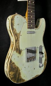 C.SHOP 60 CUSTOM SUPER HEAVY RELIC TELECASTER