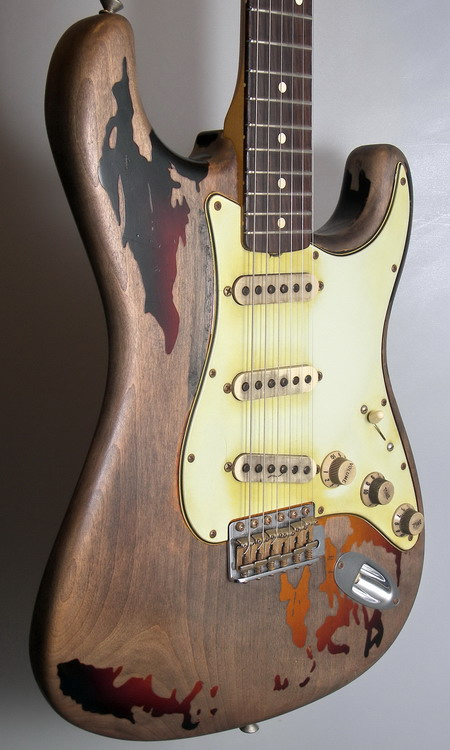 SOLD C.SHOP RORY GALLAGHER SIGNATURE STRATOCASTER