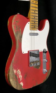C.SHOP 52 CUSTOM SUPER HEAVY RELIC TELECASTER