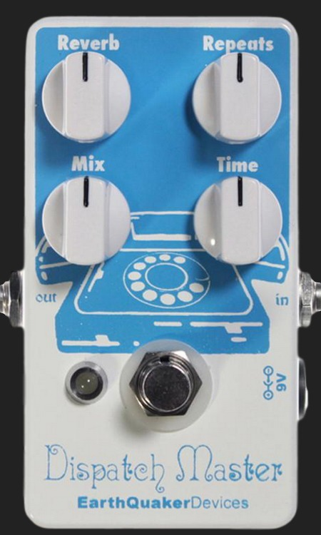 EARTH QUAKER DEVICES DISPATCH MASTER