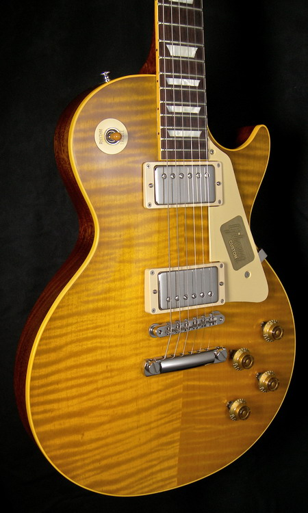 SOLD GIBSON 2015 ACE FREHLEY 59 BURST VINTAGE GLOSS