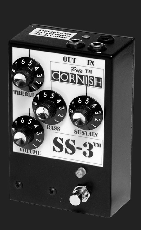 CORNISH SS 3 BATTERY FREE