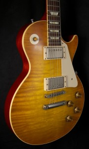 GIBSON 2014 1958 L.PAUL REISSUE FLAMED