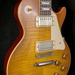 SOLD GIBSON MIKE MCCREADY 1959 L.PAUL STANDARD VINTAGE GLOSS