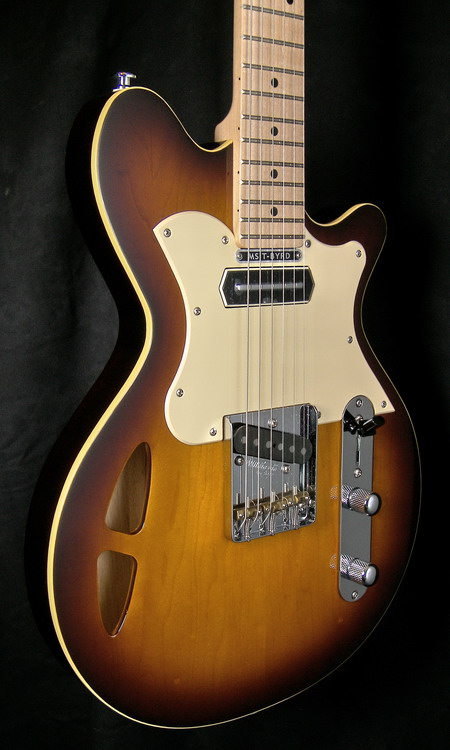 SOLD MATON MS T-BYRD