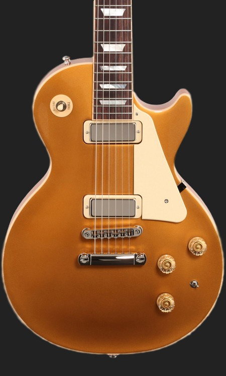 SOLD GIBSON LES PAUL DELUXE 2015 G FORCE