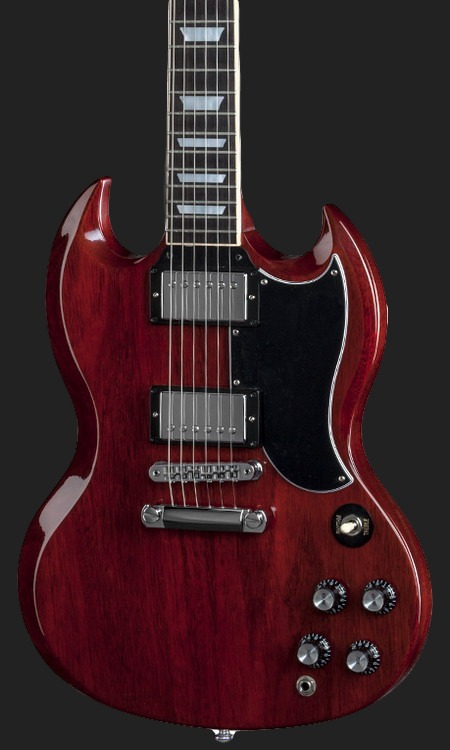 SOLD GIBSON SG STANDARD 2015 G FORCE