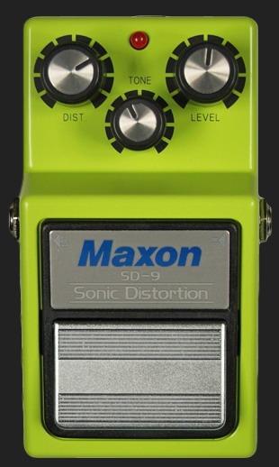 MAXON SD 9