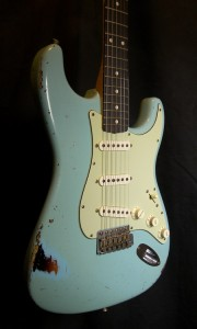 C.SHOP 2015 60  HEAVY RELIC STRATOCASTER TODD KRAUSE MASTERBUILT