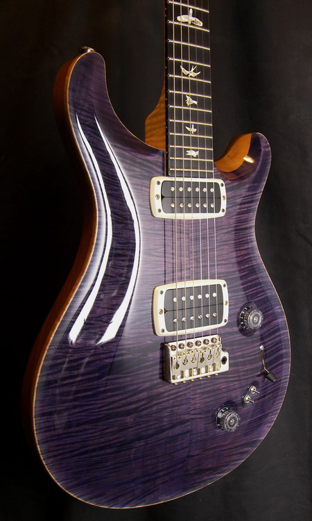 SOLD PRS 408 ARTIST PACKAGE MAPLE NECK