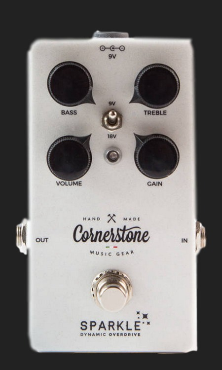 CORNERSTONE GEAR SPARKLE DYNAMIC OVERDRIVE