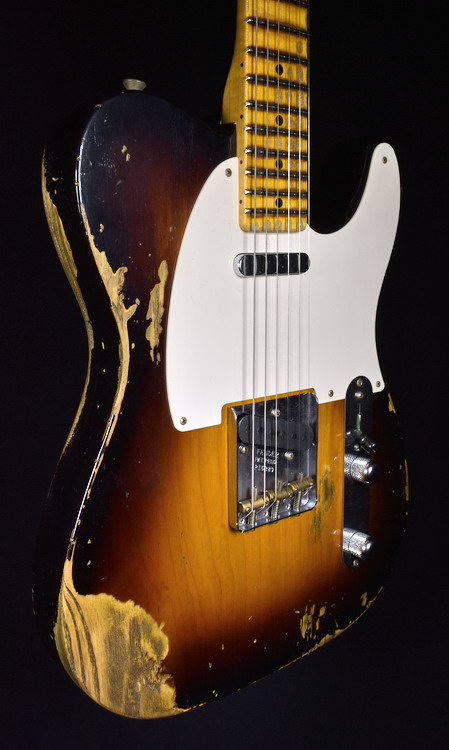 C.SHOP 2017 HEAVY RELIC 53 TELECASTER 30th ANNIVERSARY