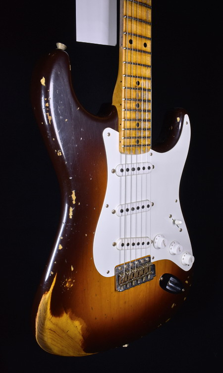 C.SHOP 2017 1955 HEAVY RELIC STRAT 30th ANNIVERSARY