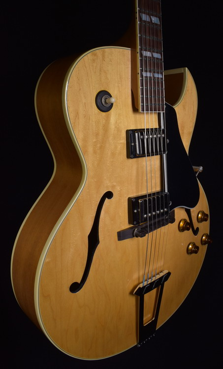 SOLD GIBSON ES 175 1989 NATURAL