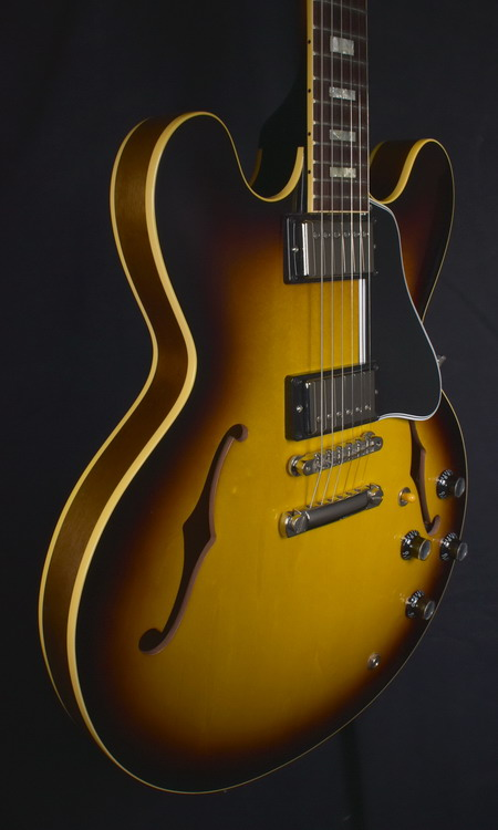 SOLD GIBSON 2016 NASHVILLE 335 1963 REISSUE
