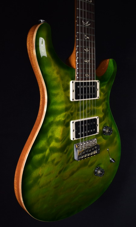SOLD PRS 2012 CUSTOM 24 59/09 PICKUPS PATTERN THIN ONE PIECE TOP