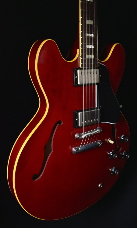 SOLD GIBSON MEMPHIS 2016 1963 ES-335TD