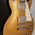 SOLD GIBSON LES PAUL HISTORIC 57 FACTORY AGED REISSUE 2011