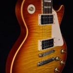 SOLD GIBSON LES PAUL HISTORIC 59  REISSUE 2004