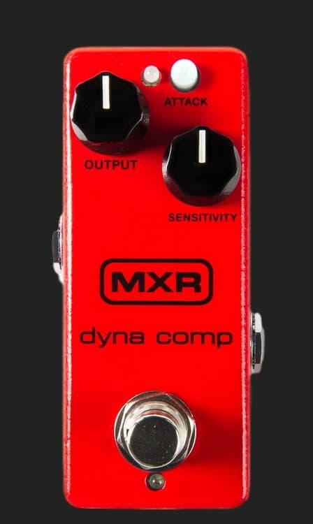 MXR DYNACOMP MINI COMPRESSOR M 291