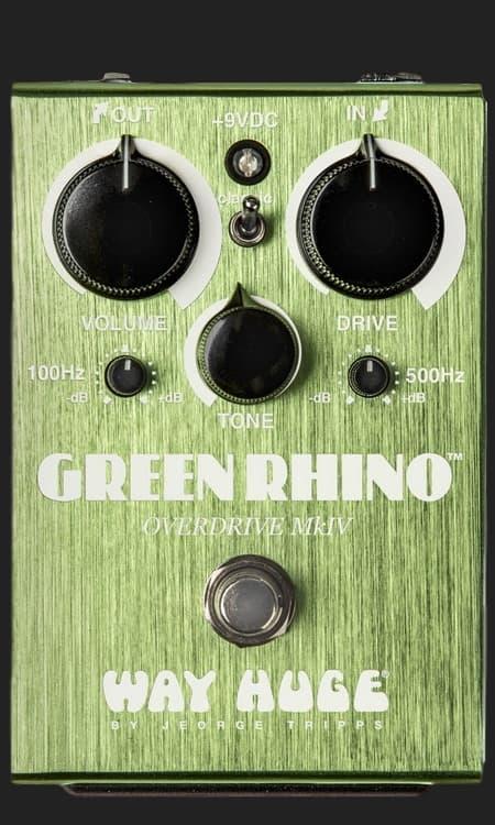 WAY HUGE GREEN RHINO OVERDRIVE MK IV