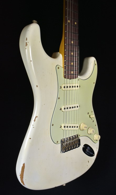 "SOLD C.SHOP 2017 60 RELIC STRATOCASTER ""30th ANNIVERSARY"""