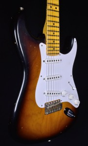 C.SHOP ERIC CLAPTON JOURNEYMAN SIGNATURE STRAT 2017