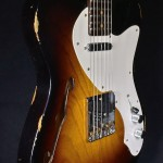 SOLD C.SHOP LIMITED EDITION 50s THINLINE TELE RELIC RW NECK