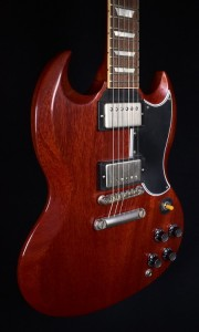 GIBSON C. SHOP STANDARD HISTORIC SG LP 2014