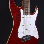 JOHN SUHR S 3 TRANS RED